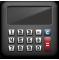 alt, calculator icon