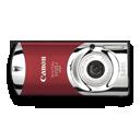 ixus,zoom,red icon