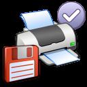Misc Printer Floppy Default icon