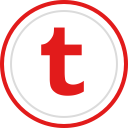 media, social, tumblr, logo, brand icon