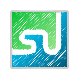 stumbleupon, social network, social, social media icon