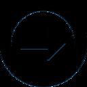 right,arrow,circle icon