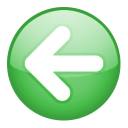 backward, back, previous, prev, left, arrow icon