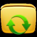 Folder Subscription icon