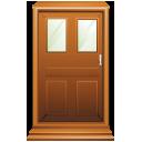 door, logout, close, exit icon