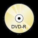Copy, Dvd, r icon