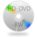 rw, hddvd icon