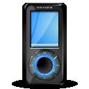 player, multimedia, mp3, sandisk, sansa icon