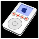 ipod,backlight icon