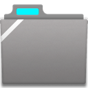 Generic Badged Blue icon