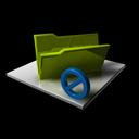 folder,empty,cant icon