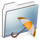 folder, stripe, graphite, backup icon