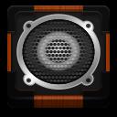 Apps preferences desktop sound icon