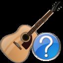 help, instrument, guitar icon