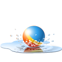Ball, Pool icon