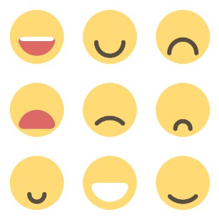 Imoji icon sets preview