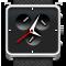 clock, alt icon