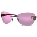 Chanel, Glasses, Pink icon
