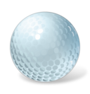 golf,ball,golfball icon