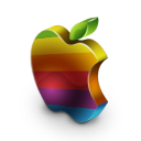 vintage, mac icon