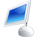 computer, monitor, display, lcd, imac, screen icon