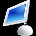 computer, monitor, display, lcd, imac, screen icon