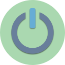 off, configuration, energy, power, on, settings, control icon