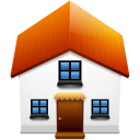 home, house, building, homepage icon