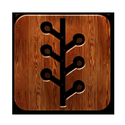 square, newswire, logo icon