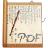 document, acrobat, pdf, file, reader, paper icon