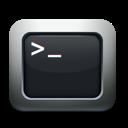 terminal, command icon
