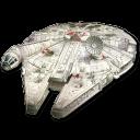 Millenium Falcon 01 icon
