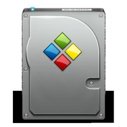 hd, bootcamp, window, alt icon