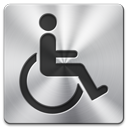 disabled, handicapped icon