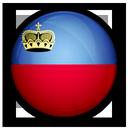 of, liechtenstein, flag icon