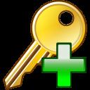 Add key icon