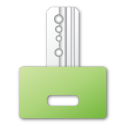password, green, key icon