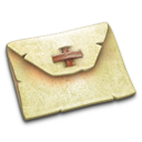 plain,letter,message icon