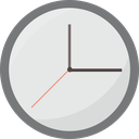 time, schedule, clock, wait, watch, hours icon