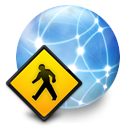 public, network, idisk icon