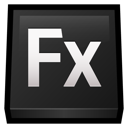 flex, adobe icon