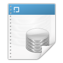 Mimetypes application vnd ms access icon