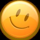 smiley, happy face icon