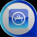 Apple's app store icon