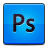 creative, suite, photoshop icon