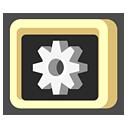 file, batch, dos, ms icon