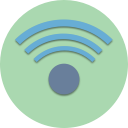 wifi, internet, signal, antenna, network, web, wireless icon