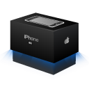 apple, iphone, cell phone, smartphone, mobile phone icon