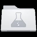Folder Developer White icon