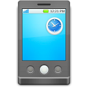 devices, portable, media icon